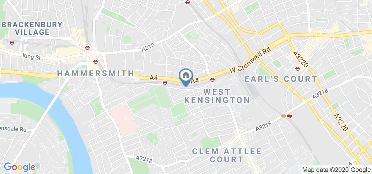1 Bed Flat, Barons Court, W14
