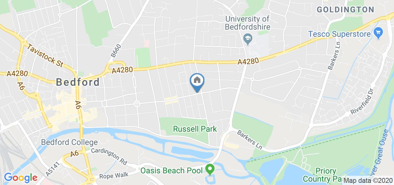 Room in a Shared House, Castle Road, MK40