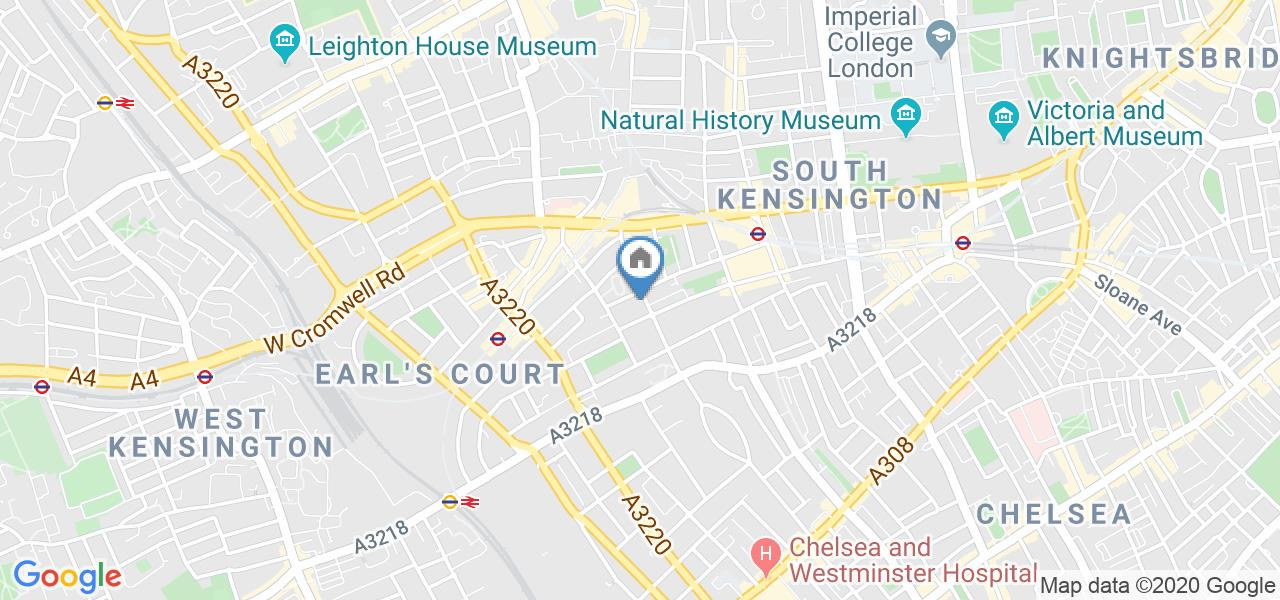1 Bed Flat, Ashburn House, SW5