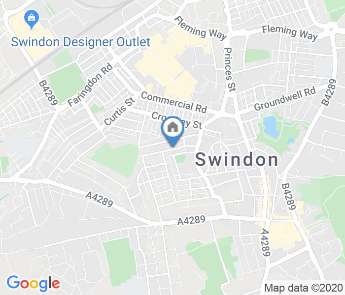 2 Bed Terraced House, Stafford Street, SN1