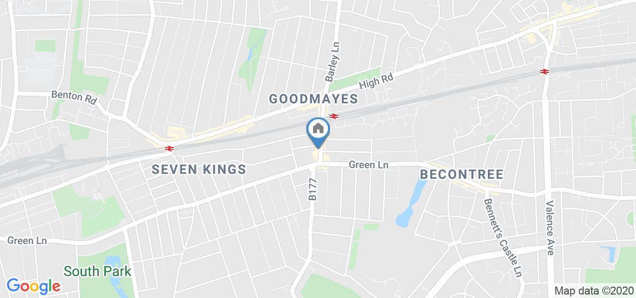 1 Bed Flat, Goodmayes Road, IG3