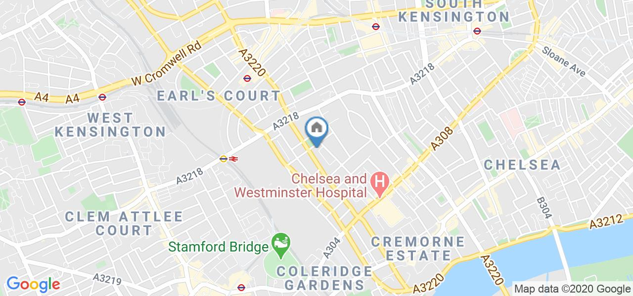 2 Bed Flat, Redcliffe Square, SW10