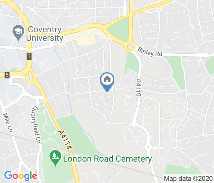 Room in a Shared House, Cv1 Near Coventry University And Cit, CV1