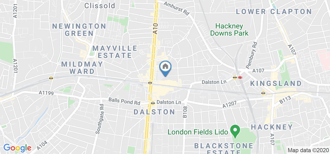 1 Bed Flat, Dalston, E8