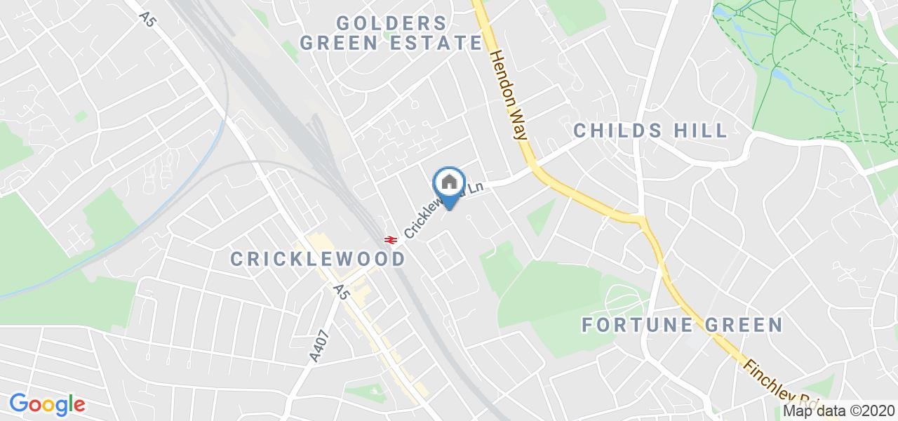 3 Bed Flat, Coleby House, NW2