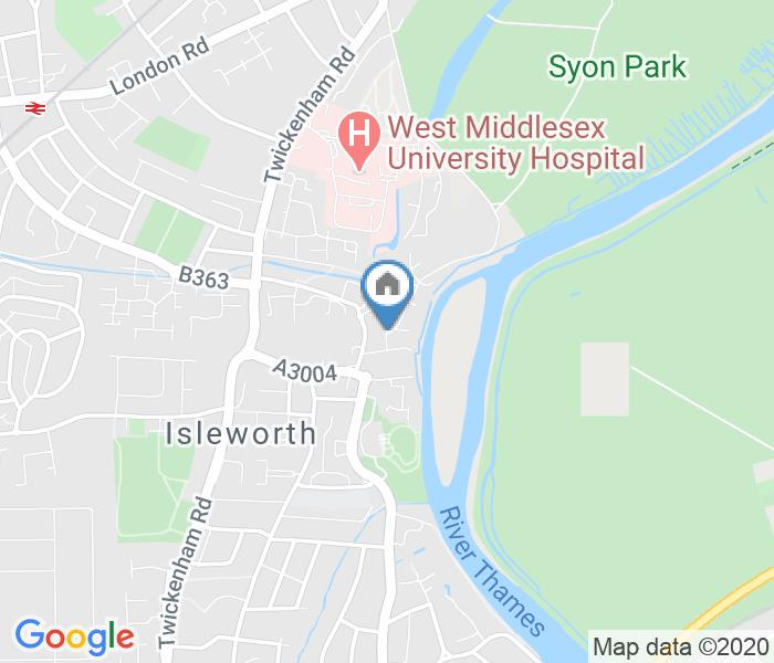 1 Bed Flat, Northumberland House, TW7