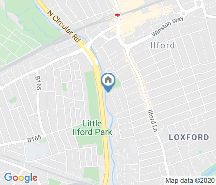 1 Bed Flat, Eltisley Road, IG1