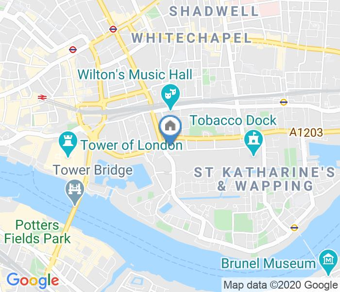 2 Bed Flat, Wapping, E1W