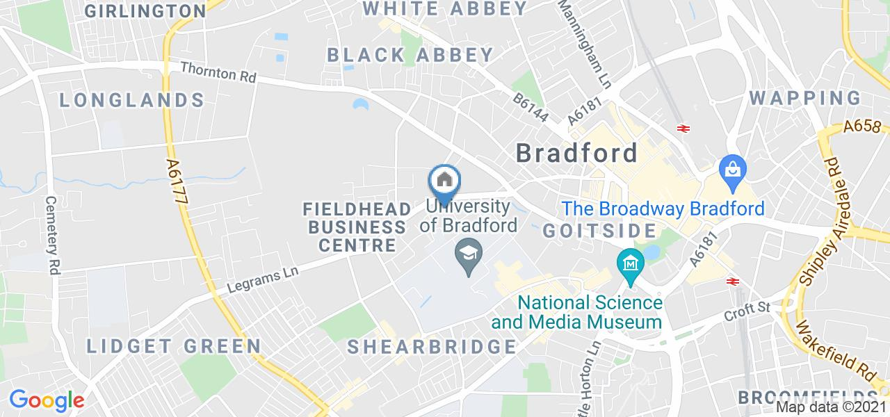 Room in a Shared House, Bradford, BD2