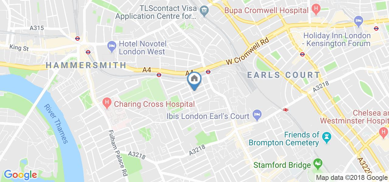 2 Bed Flat, West Kensington, W14