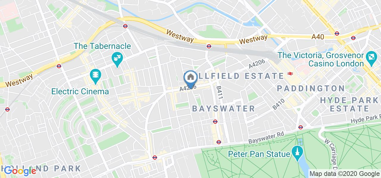 1 Bed Flat, Kensington Gardens Square, W2