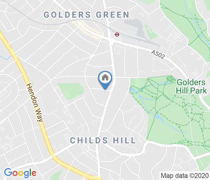1 Bed Flat, Wycombe Gardens, NW11