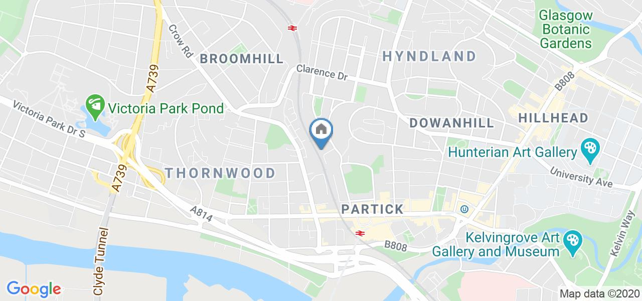 Room in a Shared Flat, Dyce Lane, G11