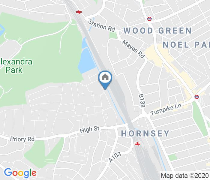 2 Bed Flat, Chadwell Lane, N8
