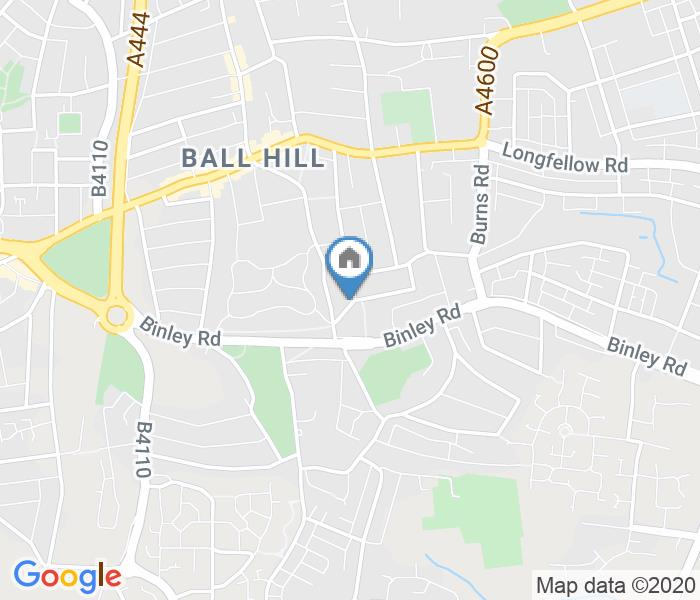 5 Bed Terraced House, Harefield Road, CV2