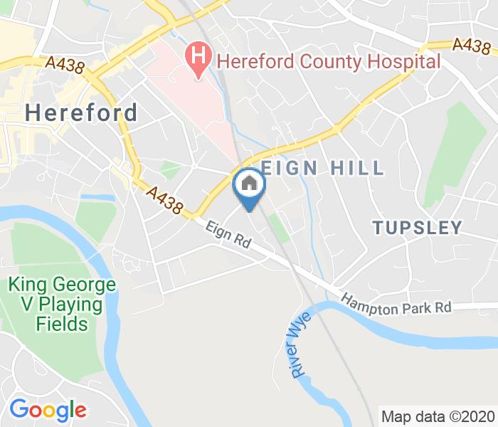 Room in a Shared House, Portfield Street, HR1