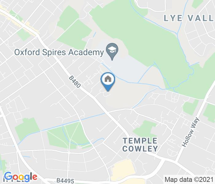 1 Bed Flat, The Links, OX4