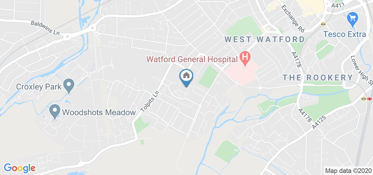 2 Bed Flat, Watford, WD18