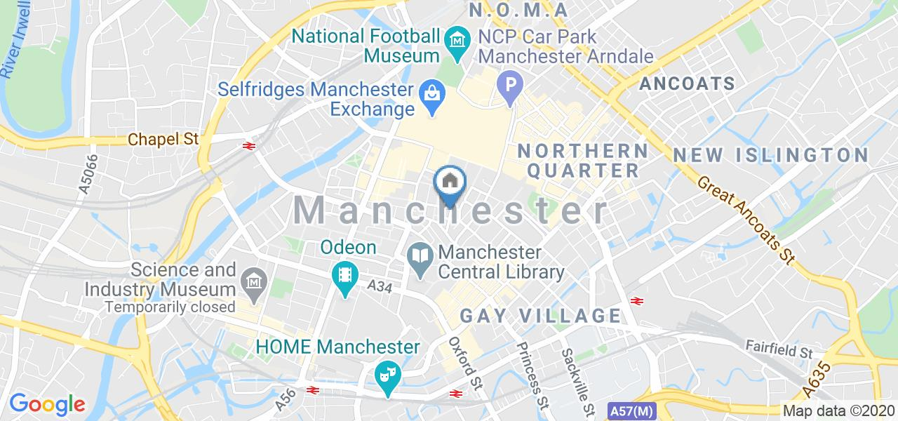 2 Bed Flat, Manchester, M1