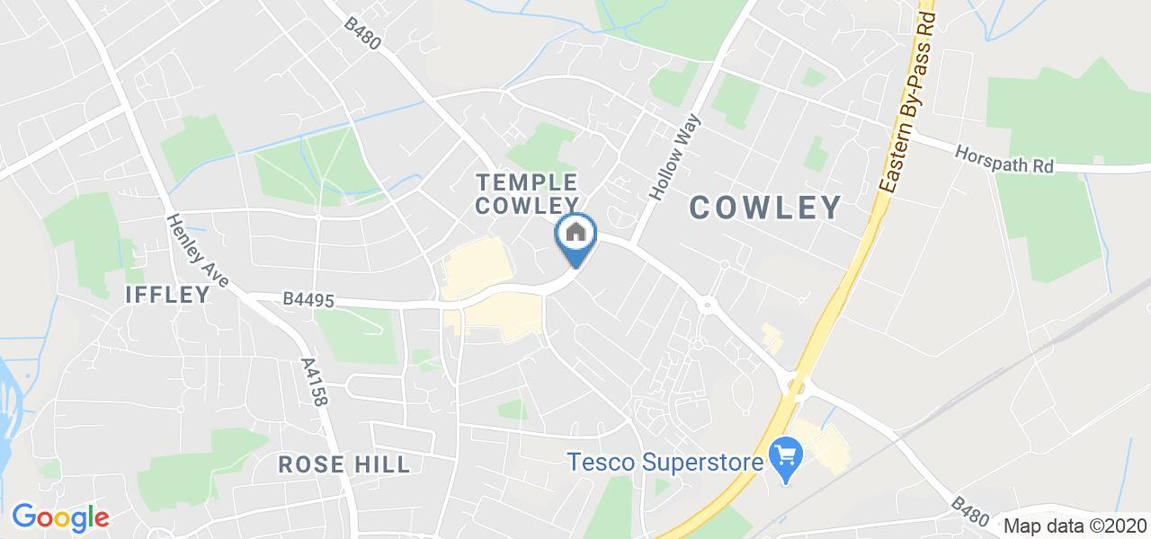 1 Bed Flat, trinity court, OX4