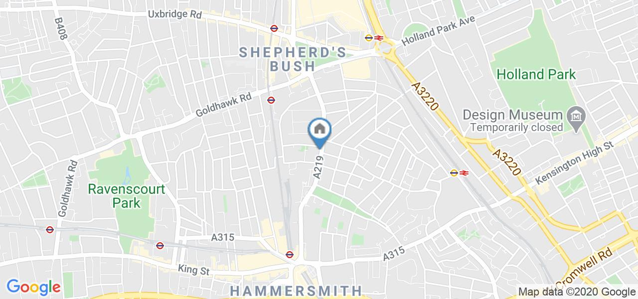 Room in a Shared House, London, W6