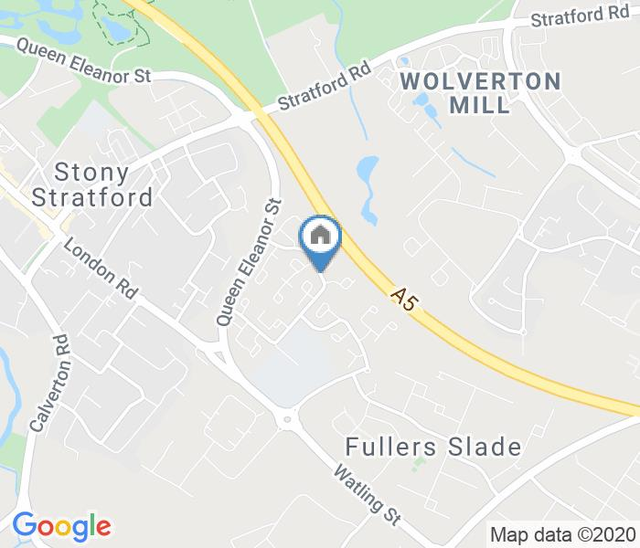 2 Bed Flat, Galley Hill, MK11