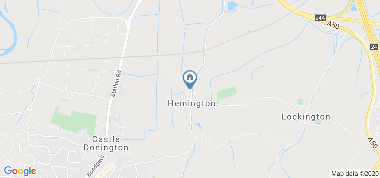 2 Bed Flat, Hemington, DE74