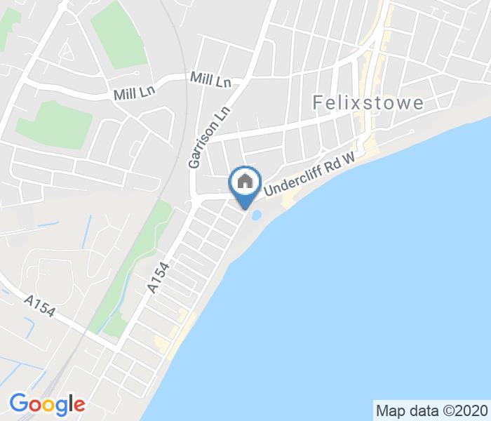 Bedsit, Sea Rd, IP11