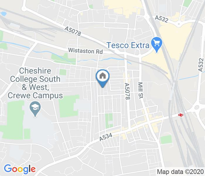 Room in a Shared House, Westminster Street, CW2