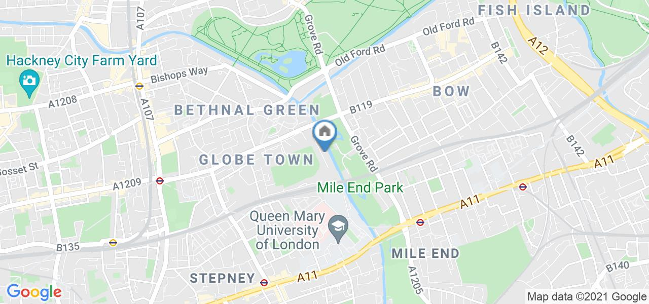 2 Bed Flat, Palmers Road, E2