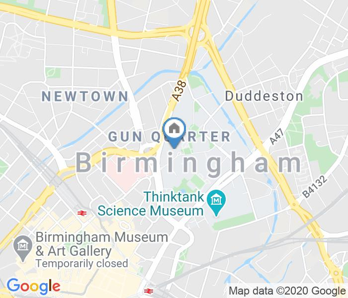 1 Bed Flat, Birmingham, B1