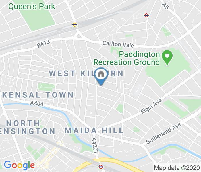 1 Bed Flat, Shirland Road, W9