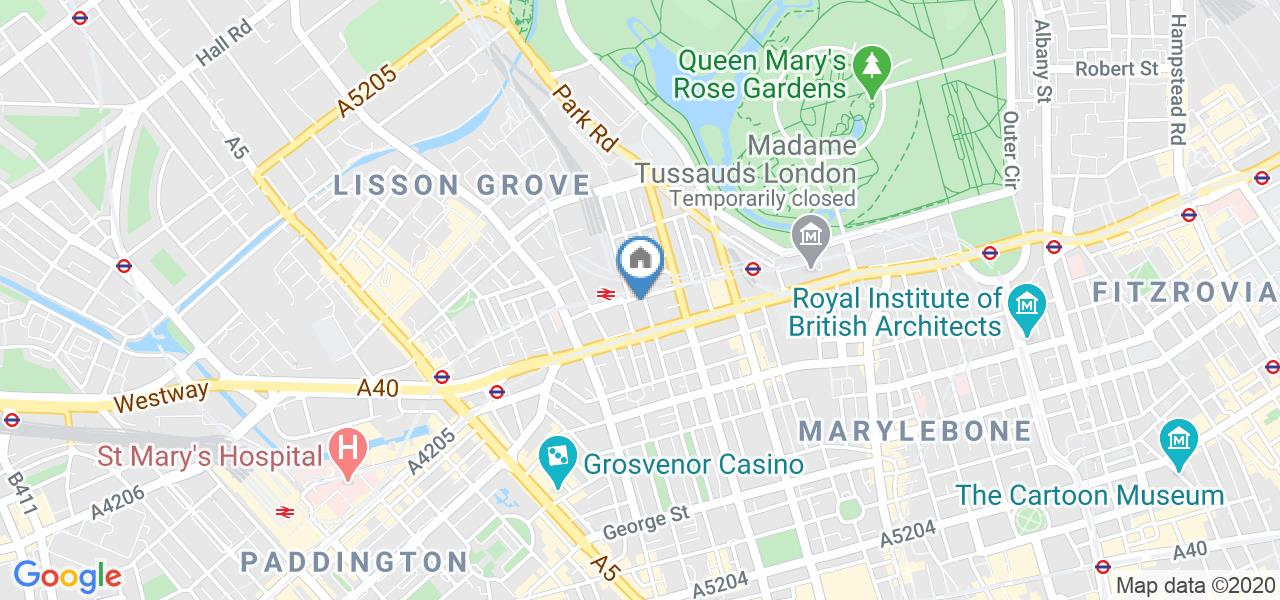 1 Bed Flat, Dorset Square, NW1