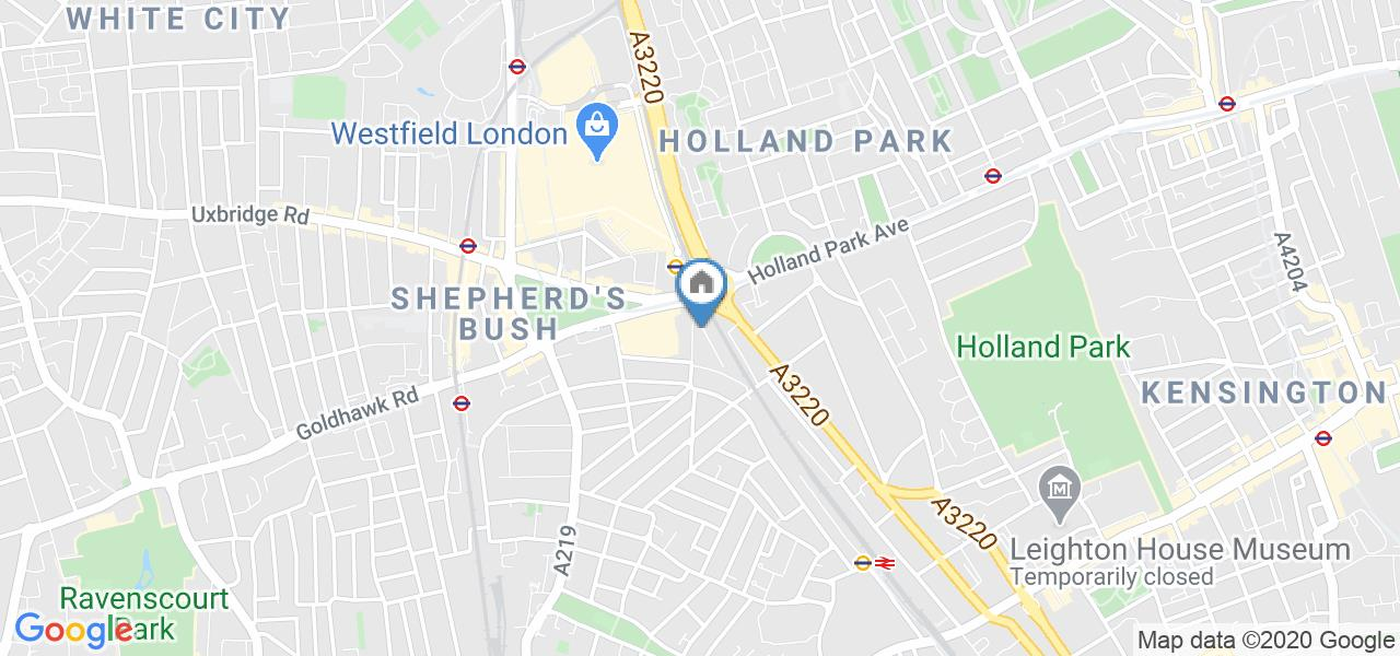 2 Bed Flat, Twopenny House, W12