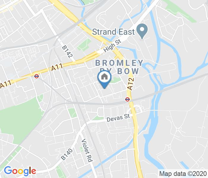 Room in a Shared Flat, Ashcombe House, E3