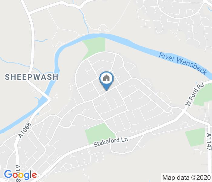 2 Bed Semi-Detached House, Ashington Drive, NE62