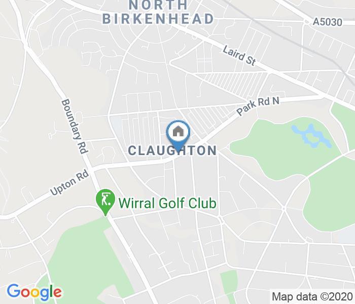 2 Bed Flat, Lingdale Road North Claughton Villag, CH41