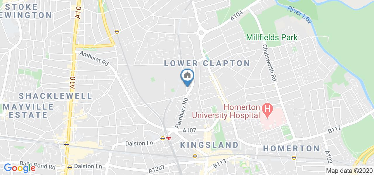 1 Bed Flat, Queensdown Road, E5