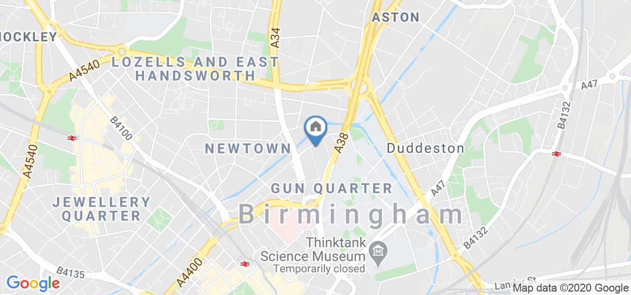 4 Bed Flat, West Midlands, B4