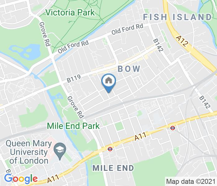 Room in a Shared House, lyal road, E3