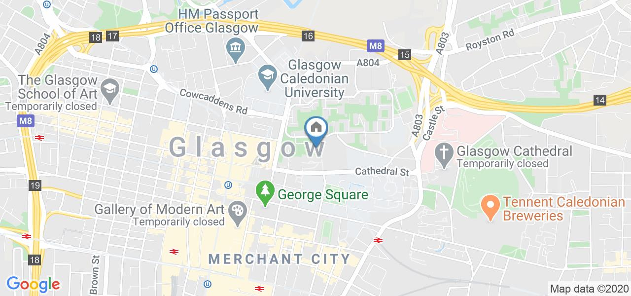 2 Bed Flat, Grafton Place, G1