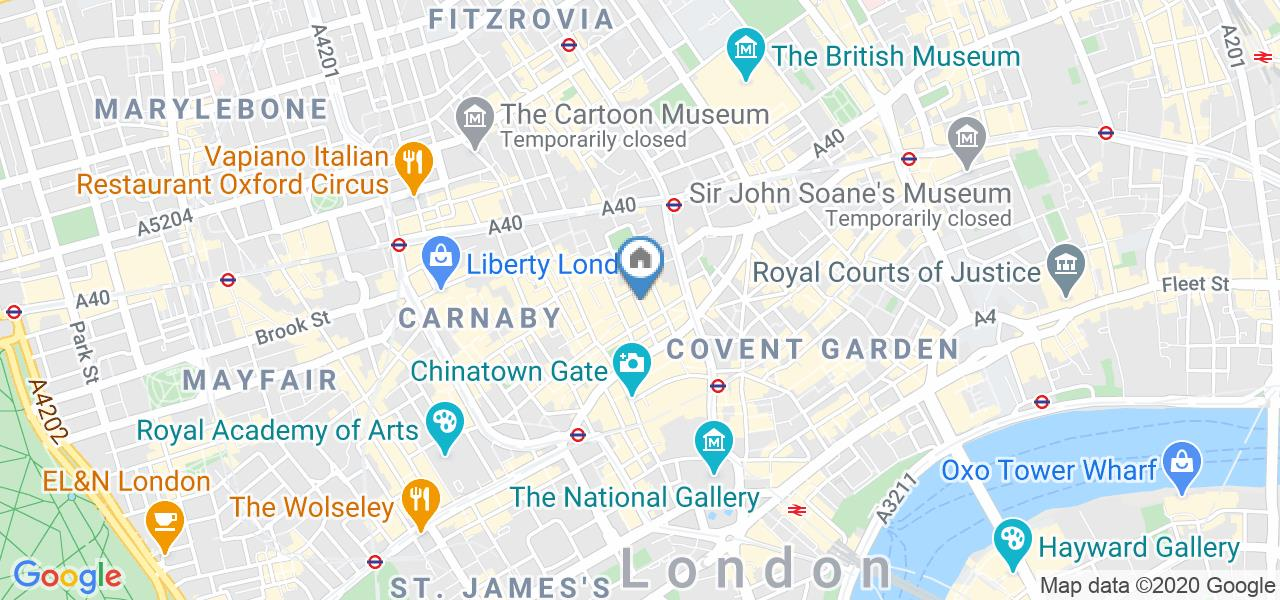 1 Bed Flat, Frith Street, W1D