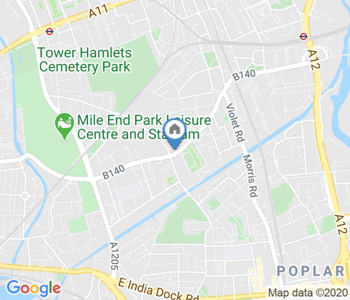 Room in a Shared Flat, Belton Way, E3