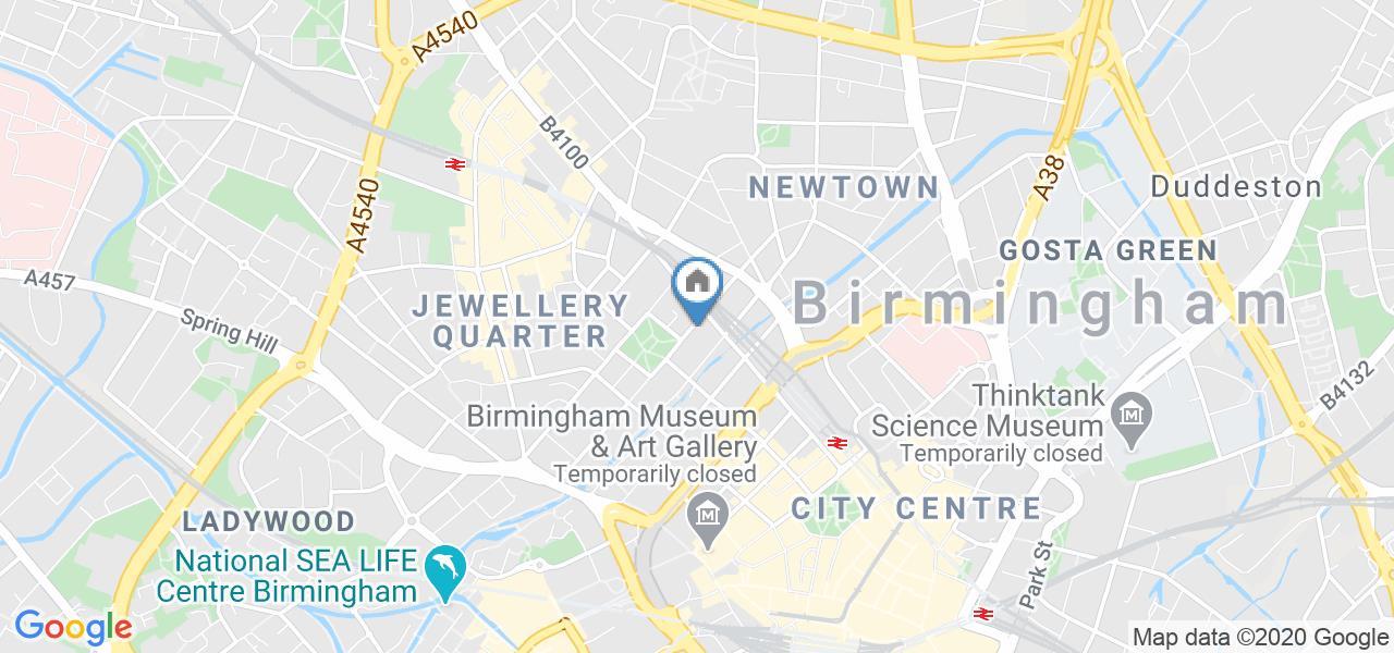 2 Bed Flat, Birmingham, B3