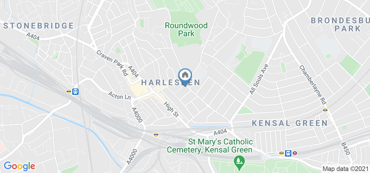 3 Bed Flat, Wrottesley Road, NW10