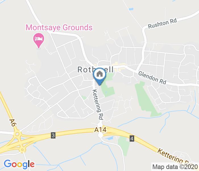 1 Bed Flat, Rothwell, NN14