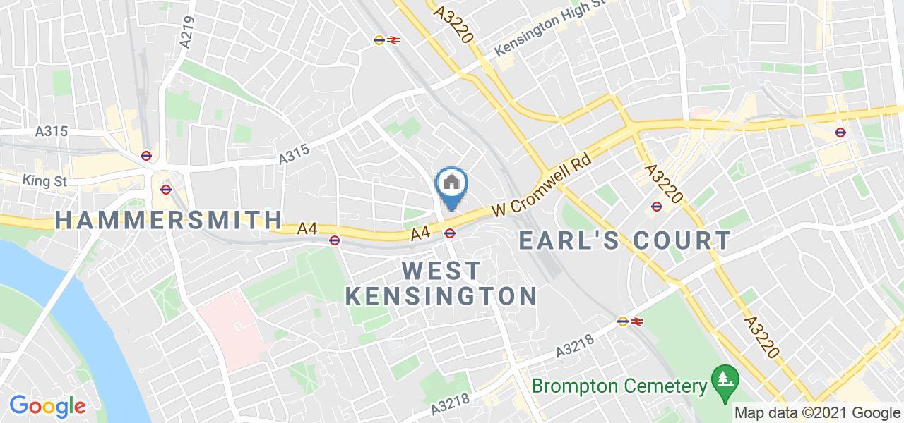 2 Bed Flat, West Kensington Court, W14