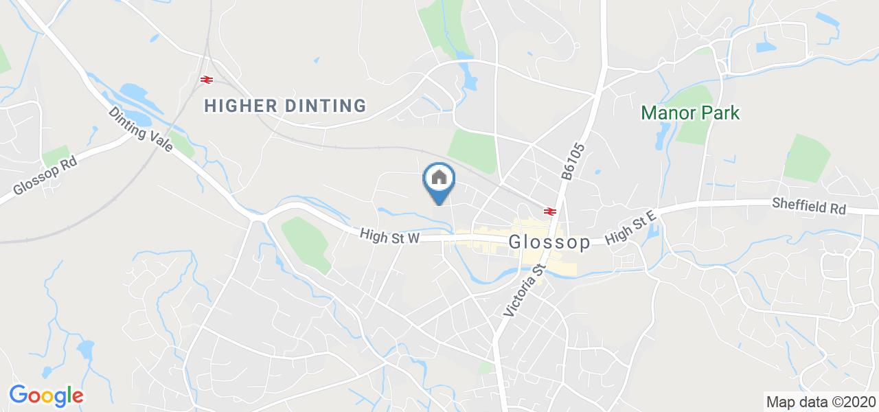 3 Bed Semi-Detached House, Wrens Nest Terrace Glossop, SK13