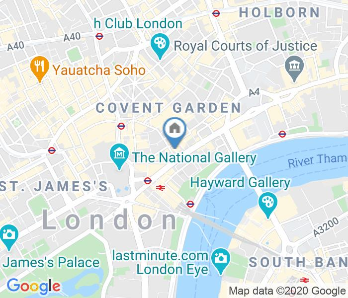 2 Bed Flat, Turner House, WC2R