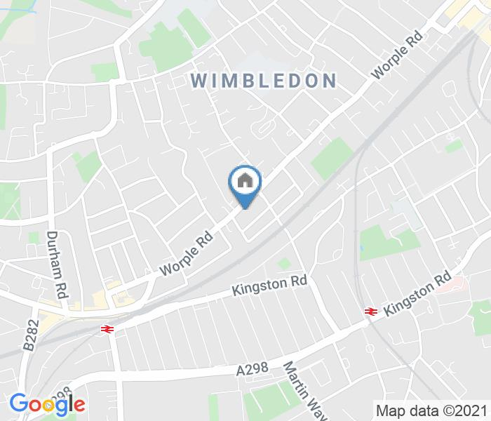 2 Bed Flat, Worple Road, SW20